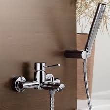wall mount tub faucet