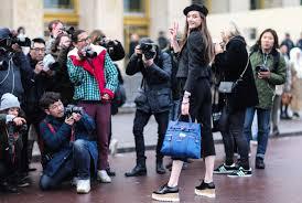 is this fashion or a feeding frenzy