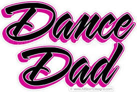 Dance Dad Car Decals Magnet Wall Decals Yard Signs Personalized And Fundraising