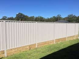Fencing Sydney Colorbond Fencing Blacktown Nsw