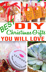 best diy gifts easy