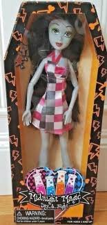 Midnight Magic Doll Adele Day & Night Princess Collection Ages 3 for sale  online   eBay