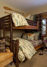 Rustic Cabin Bedroom Design Ideas Pictures Remodel And Decor Kids Bedroom Rustic Rustic Boys Bedrooms Cabin Bedroom Rustic