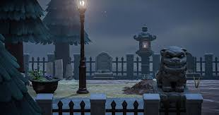 This Cemetery Is The Creepiest Thing You Ll Ever See In Animal Crossing New Horizons