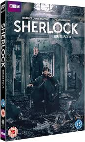 Sherlock - Series 4 [DVD] [2016]: Amazon.co.uk: Benedict ...