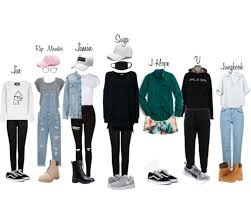anyone can wear kpop clothes