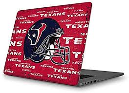 2013 15 Retina Display Officially Licensed Nfl Houston Texans Design Skinit Decal Laptop Skin For Macbook