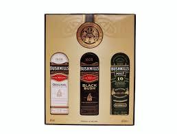 bushmills 400th anniversary gift box