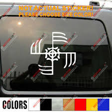 Ginfaxi Symbol Decal Sticker Car Vinyl Norse Viking Iceland Norway Pick Size Ebay