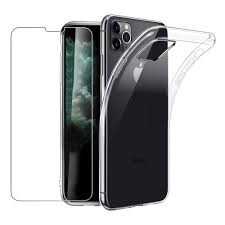 iphone 11 Pro Max Screen Protector and Case Cover Clear Margoun 2 ...