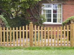 New Front Garden Fence Looks Amazing Jacksons Fencing