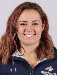 Adeline Richardson - Women's Track and Field - Montana State University  Athletics