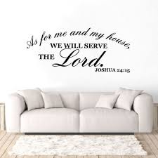 Vinyl Wall Quotes Family Decals Bible Verses In Spanish Design Disney For Home Bedroom Office Vamosrayos