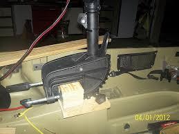 electric trolling motor for kayak