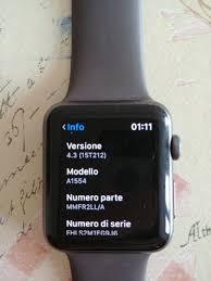 Apple Watch prima generazione in 56120 Cascina for €140.00 for sale