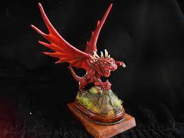 dragon strike red dragon by dragonmage