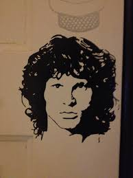 Jim Morrison Vinyl Decal The Doors Sold By Sticker This On Storenvy
