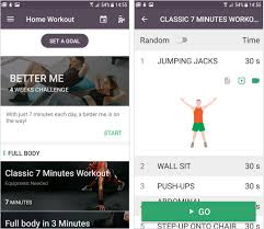 4 home workout apps for your phone to