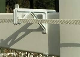 Amazon Com Vinyl Fence Insulator 25 Package Garden Outdoor