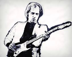 Mark Knopfler - 01 Painting by AM FineArtPrints