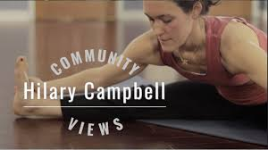Yoga for Mental Health & Tech Addiction with Hilary Campbell - YouTube