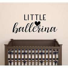 Best Ballerina Wall Decals Products On Wanelo