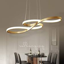 modern pendant lighting for dining room