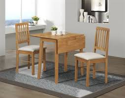 dining table set with leaf small drop