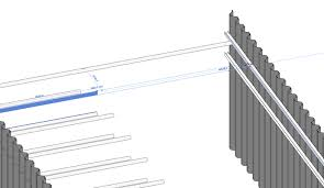extend beam in dynamo to stop when hit
