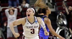 Carter's shot propels Texas A&M women into the Sweet 16 | News ...