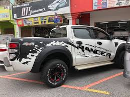 4x4 Ford Ranger Body Sticker Home Facebook