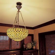 how to hang a ceiling light fixture