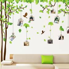 Shop Large Picture Photo Frame Tree Wall Art Decals Living Room Wall Vinyl Overstock 18264721