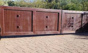 Automatic Gates Security Door Gate Fence