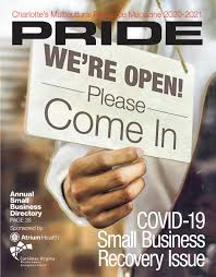 Pride Magazine - 2020 July/August - Charlotte Multicultural Resource  Magazine by Pride Magazine Online - issuu