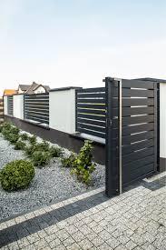 Xcel Fences Duality Modern Fences Katowice Xcel