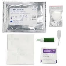 qoo10 blood type test kit 2 tests