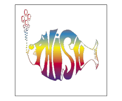 Sunshine Daydream Tie Dye Chicago Hippie Store Phish Logo Static Cling Removable Sticker 38