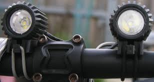 homemade cycle brake light