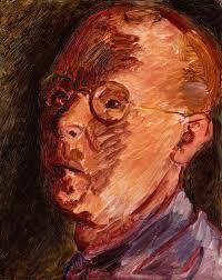 NPG 4190; Sir Matthew Smith - Portrait - National Portrait Gallery