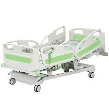 Hopefull 5 Function Full Electric Hospital Bed (5 Functions, LINAK ...
