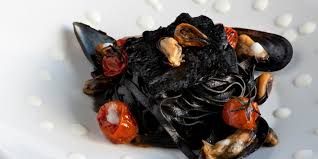 How to Make Squid Ink Pasta - Great ...