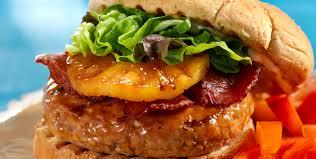 grilled teriyaki turkey burgers dole com