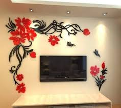 Wall Decoration Dxf Cdr And Eps File For Cnc Plasma Router Wall Stickers Living Room Wall Stickers Home Decor Wall Stickers Home