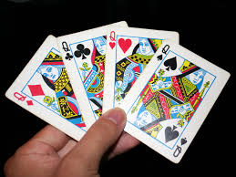 queen playing card wikipedia