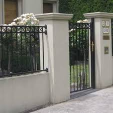 Iron Fence Designs Ideas Images Including Outstanding Work Pipe Unique Privacy Decorative Home Elements And Style Gate Front Gates Fences Tin Yard Crismatec Com
