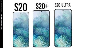 Samsung Galaxy S20 Ultra 5G specs leaked: All 3 options for 2020 ...