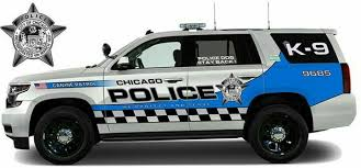 Chicago Il Police Canine Patrol K 9 9685 Chevy Tahoe With New Decals Police Cars Police Truck Police Patrol