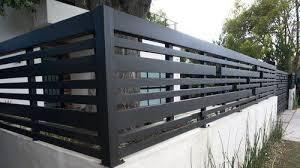 Wall Topper Fence Extension 90403 Jpg In 2020 Modern Fence Design Fence Design Balcony Railing Design