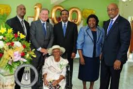 Meet The Territory's Newest Centenarian - Mrs. Henrietta A. Smith ...